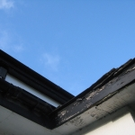 Rotten Soffit and Fascia